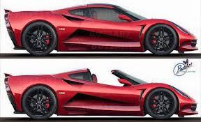 2016 chevrolet corvette zr1 mid engine corvette could be a turbo v6 zr1