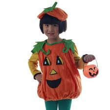 Girls Pumpkin Halloween Costume Halloween Party Supplies Halloween Pumpkin Costumes Kids Children