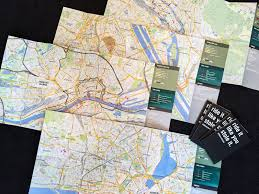 Maps Good Bike Maps For 25hours Hotels Two Wheels Good Agency