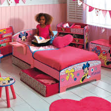 bureau mickey minnie mouse bedroom set in minnie mouse toddler bed set