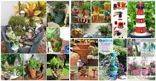 Garden Diy Crafts - 27 decorative terra cotta crafts to beautify your outdoor spaces