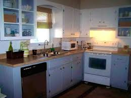 kitchen oak cabinets color ideas kitchen oak cabinets s painted before and after with bronze hardware