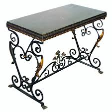 table scenic best 25 wrought iron console table ideas on pinterest