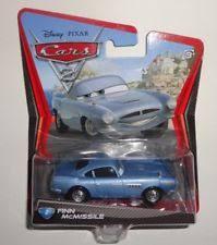 fin mcmissile disney pixar cars 2 finn mcmissile diecast mattel v2799 2010 ebay