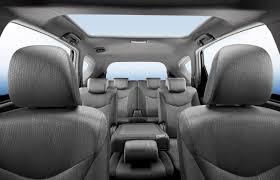 mpv car interior toyota prius plus mpv picture 67707