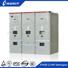 Switchboard Cabinet Kyn28 Medium Voltage Electrical Switchboard Incoming And Feeder