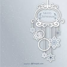vintage white ornament vector free vector in