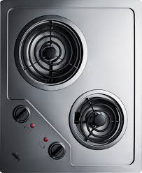 Small Cooktops Electric Summit Appliance Sumit 21