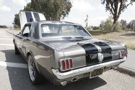 1966 mustang coupe 3rd gear customs socal paint works