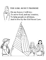 112 best scout coloring pages u0026 printables images on