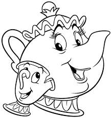 beanie boo coloring pages beauty beast coloring pages