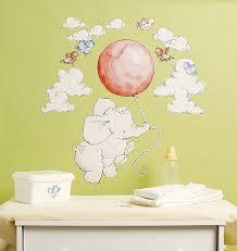 stickers elephant chambre bébé stickers chambre bébé éléphant volant sur stickers chambre bébé