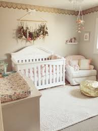 Baby Crib Decoration by Incredible Home Vintage Baby Nursery Items Deco Featuring