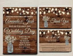 Rustic Wedding Invitation 15 Rustic Wedding Invitations Printable Psd Ai Vector Eps