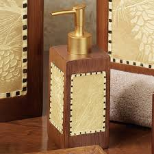 design house bath hardware bathroom pinecone bathroom accessories pine cone lodge bathroom