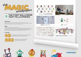 the magic wallpaper image 1 digital castorama tbwa dan