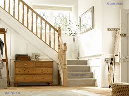 colonial staircase design stair risers design and painted stairs