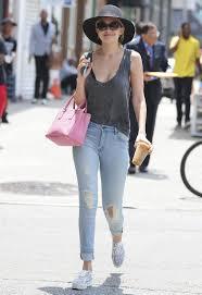 I Love Gigi Baby Clothing Gigi Hadid Wearing Jeans Glamour