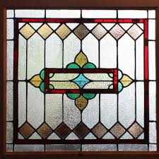 Stained Glass Door Panels by Interior Extraordinary Image Of Furniture For Vintage Home