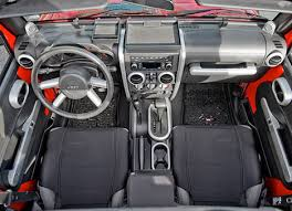 Jeep Wrangler Interior Jeep Interior Accessories By Rugged Ridge