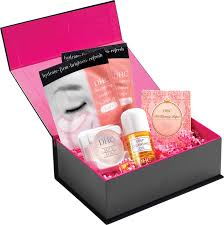 gift box dhc beauty bento gift box