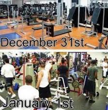 New Years Gym Meme - january joiners polarize gym crowd your community