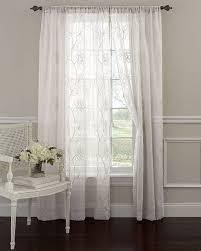 White Sheer Curtains White Sheer Curtains 95 Length Lustwithalaugh Design Effective