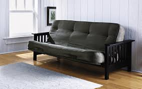 Mission Style Futon Couch Jaclyn Smith Mission Futon
