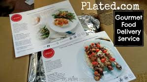 gourmet food delivery plated review is gourmet meal delivery service the next best thing