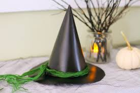 diy witch hat video crafts for kids pbs parents pbs