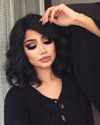 Ideas For Black Pink And Best 25 Black Dress Makeup Ideas On Pinterest Makeup For Black