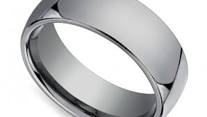 Mens Tungsten Wedding Rings by Or Not Men U0027s Tungsten Wedding Rings