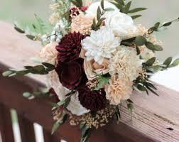 bouquet wedding wedding bouquets etsy