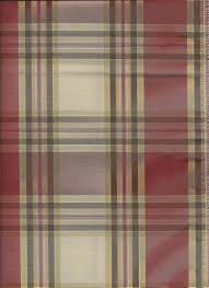 Kitchen Window Valances by Custom Brafferton Plaid Fabric Swatch Ec Group B