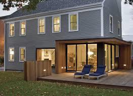 Modern Traditional House Make It Modern Fine Homebuilding