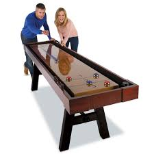 barrington 9 solid wood shuffleboard table barrington 9 allendale shuffleboard table gosale price comparison