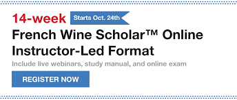 french wine scholar study u0026 certification program