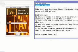 download full version adobe illustrator cs5 illustrator cs5 serial key generator