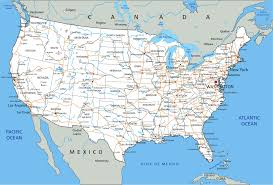 Us Timezone Map Us Map