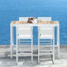 High Bistro Table Set Outdoor Outdoor Bistro Table Set Bar Height Outdoor Designs
