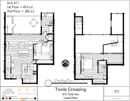 Railroad Apartment Floor Plan by Toole Crossing Is Missoula U0027s Most Inspired Residential Concept