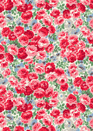 hand painted sweet pea floral aqua design by crystal walen roses