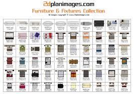 Architectural Symbols Floor Plan Image Gallery 2d Floor Plan Images Transport Overhead View