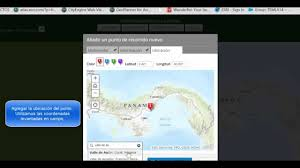 Esri Story Maps Crear Un Story Map Tour Youtube