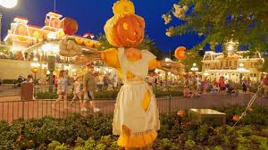 halloween time at magic kingdom walt disney world youtube