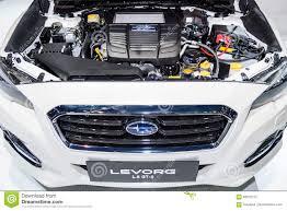 subaru brz boxer engine subaru boxer engine 2 0 litre on display editorial image image