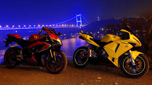 honda cbr 600 motorbike bridges istanbul motorbikes honda cbr600rr gsx r wallpapers