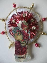 70 best christmas vintage ornaments images on pinterest