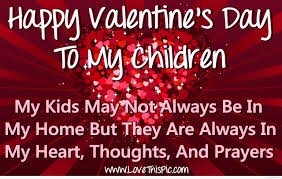 happy valentine u0027s day to my children pictures photos and images