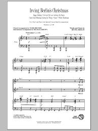instrumental this little light of mine irving berlin s christmas medley sheet music direct